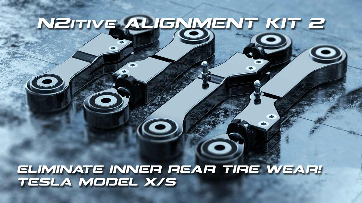 Order N2itive's Alignment Kit 2