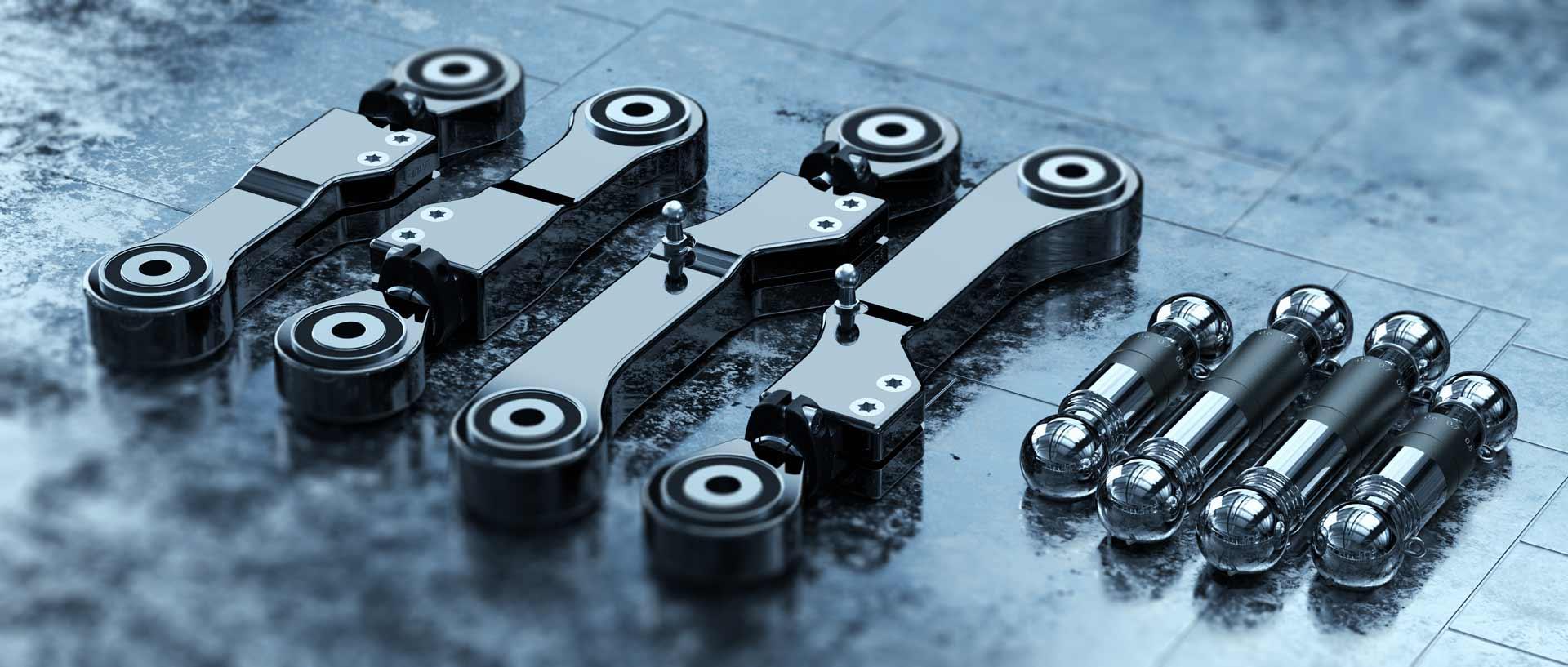 Intuitive's Acceleration Shudder Kit